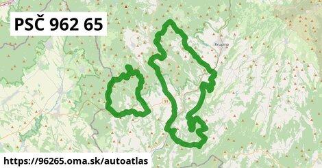 ikona Mapa autoatlas  96265