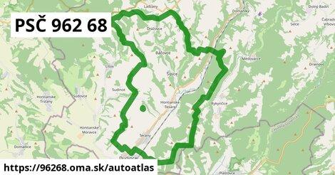 ikona Mapa autoatlas  96268