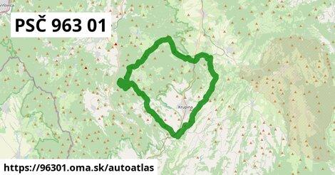 ikona Mapa autoatlas  96301