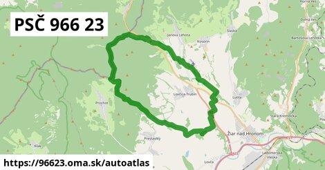 ikona Mapa autoatlas  96623