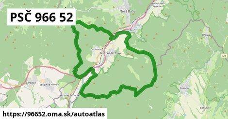 ikona Mapa autoatlas  96652