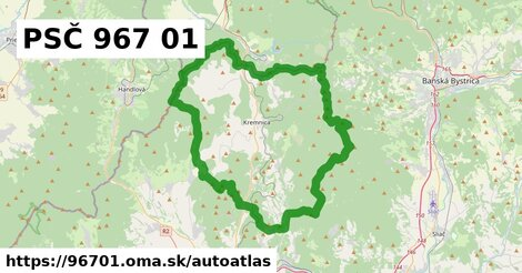 ikona Mapa autoatlas  96701
