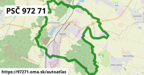 ikona Mapa autoatlas  97271