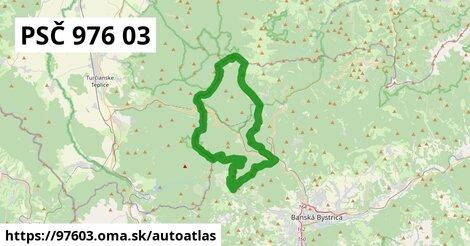 ikona Mapa autoatlas  97603