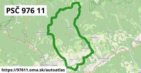 ikona Mapa autoatlas  97611
