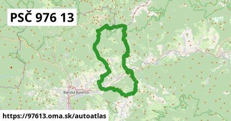 ikona Mapa autoatlas  97613