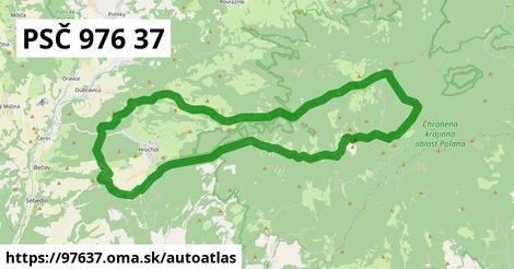 ikona Mapa autoatlas  97637