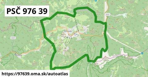 ikona Mapa autoatlas  97639