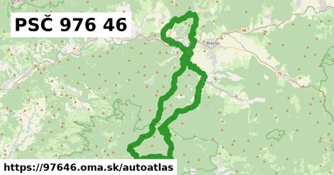 ikona Mapa autoatlas  97646