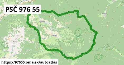 ikona Mapa autoatlas  97655