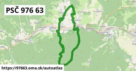 ikona Mapa autoatlas  97663