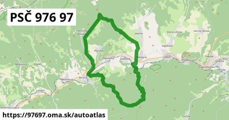 ikona Mapa autoatlas  97697