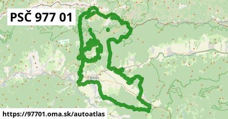 ikona Mapa autoatlas  97701