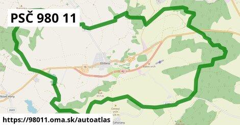 ikona Mapa autoatlas  98011