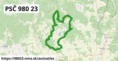 ikona Mapa autoatlas  98023