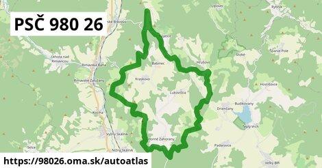 ikona Mapa autoatlas  98026