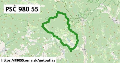 ikona Mapa autoatlas  98055