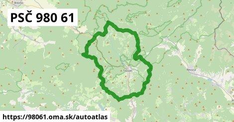 ikona Mapa autoatlas  98061