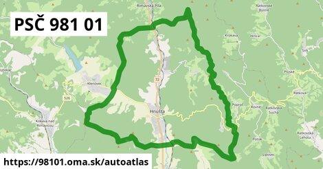ikona Mapa autoatlas  98101