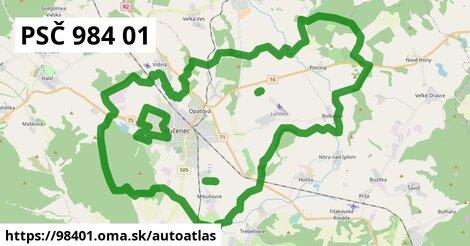ikona Mapa autoatlas  98401