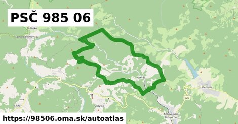 ikona Mapa autoatlas  98506
