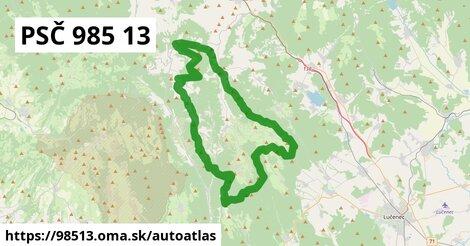 ikona Mapa autoatlas  98513