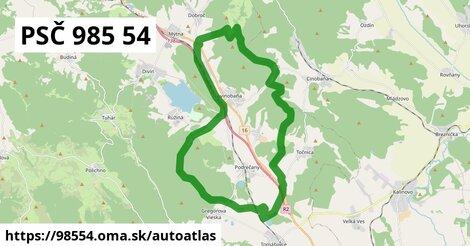 ikona Mapa autoatlas  98554