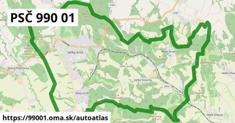 ikona Mapa autoatlas  99001