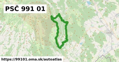 ikona Mapa autoatlas  99101