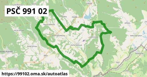 ikona Mapa autoatlas  99102