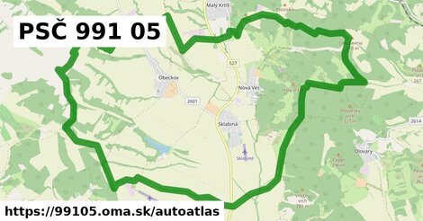 ikona Mapa autoatlas  99105