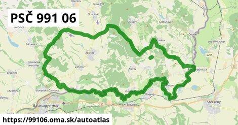 ikona Mapa autoatlas  99106