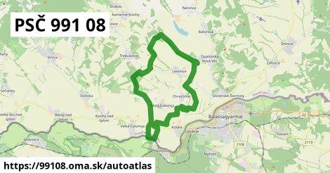 ikona Mapa autoatlas  99108