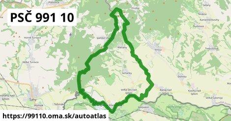 ikona Mapa autoatlas  99110