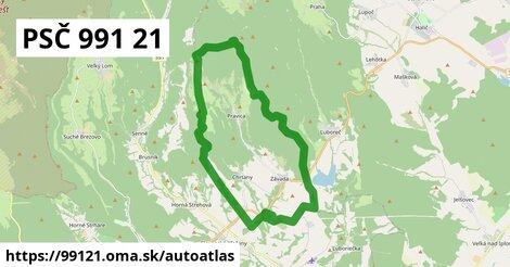 ikona Mapa autoatlas  99121