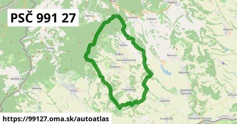 ikona Mapa autoatlas  99127