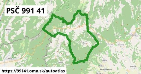 ikona Mapa autoatlas  99141