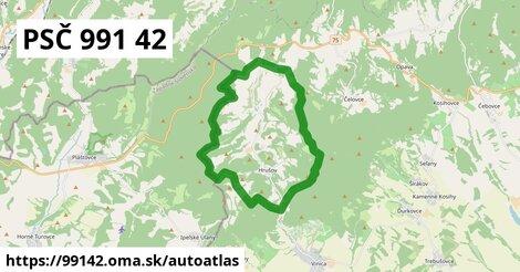 ikona Mapa autoatlas  99142