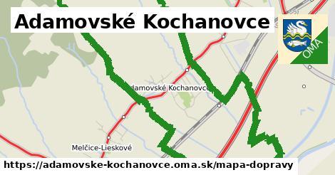 ikona Mapa dopravy mapa-dopravy  adamovske-kochanovce