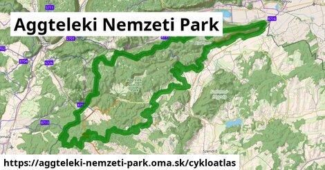 ikona Cykloatlas cykloatlas  aggteleki-nemzeti-park
