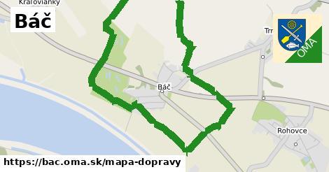 ikona Mapa dopravy mapa-dopravy  bac