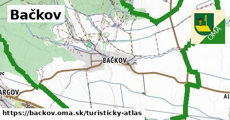 ikona Turistická mapa turisticky-atlas  backov