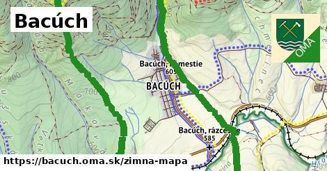 ikona Zimná mapa zimna-mapa  bacuch