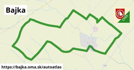 ikona Mapa autoatlas  bajka