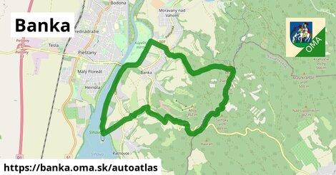 ikona Mapa autoatlas  banka