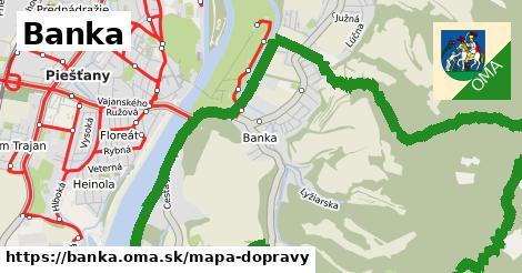 ikona Mapa dopravy mapa-dopravy  banka