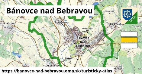 ikona Turistická mapa turisticky-atlas  banovce-nad-bebravou