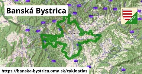 ikona Cykloatlas cykloatlas  banska-bystrica