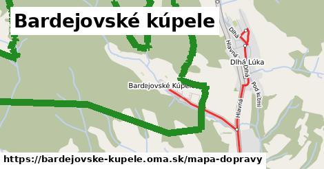 ikona Mapa dopravy mapa-dopravy v bardejovske-kupele