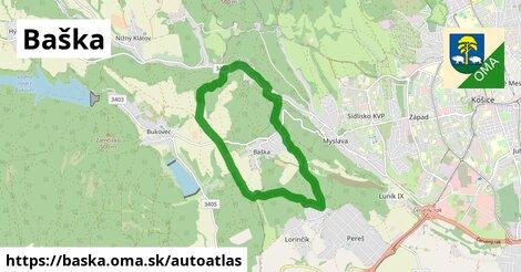 ikona Mapa autoatlas  baska